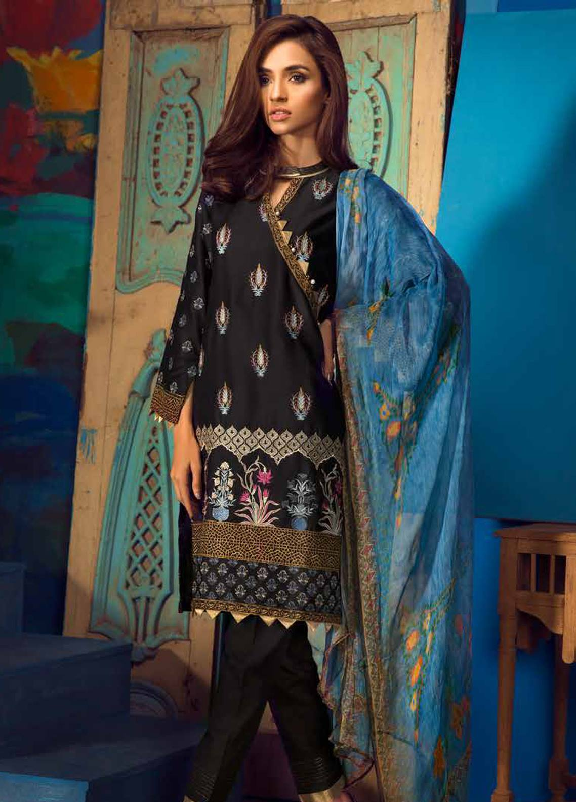 Gul Ahmed Eid-Al-Adha Collection 2018-
