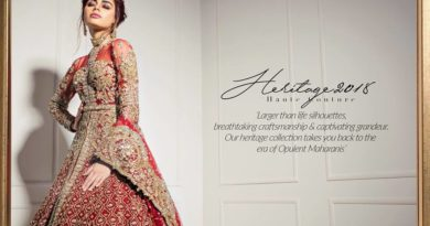 Heritage Couture Bridal Collection 2018
