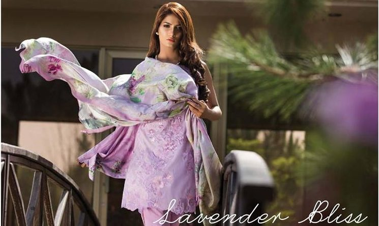 Kamkhawb Exclusive Lawn Collection 2018-2