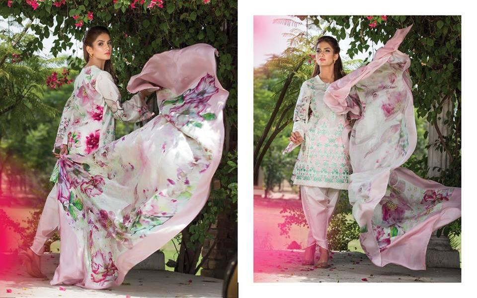 Kamkhawb Exclusive Lawn Collection 2018-8