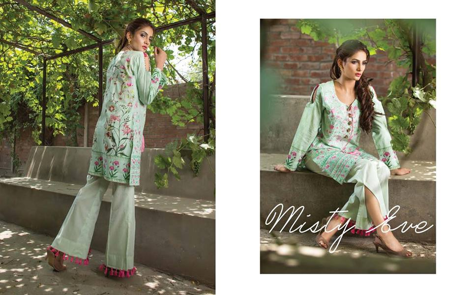 Kamkhawb Exclusive Lawn Collection 2018-8