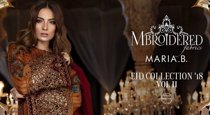 Mbroidered By Maria B