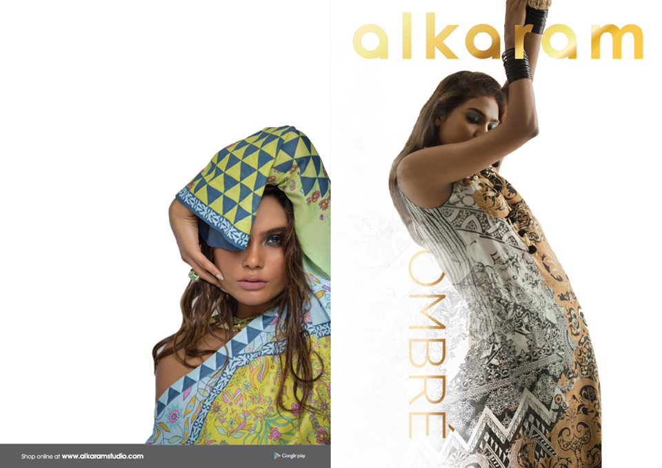 Ombré Collection By Alkaram Textile-