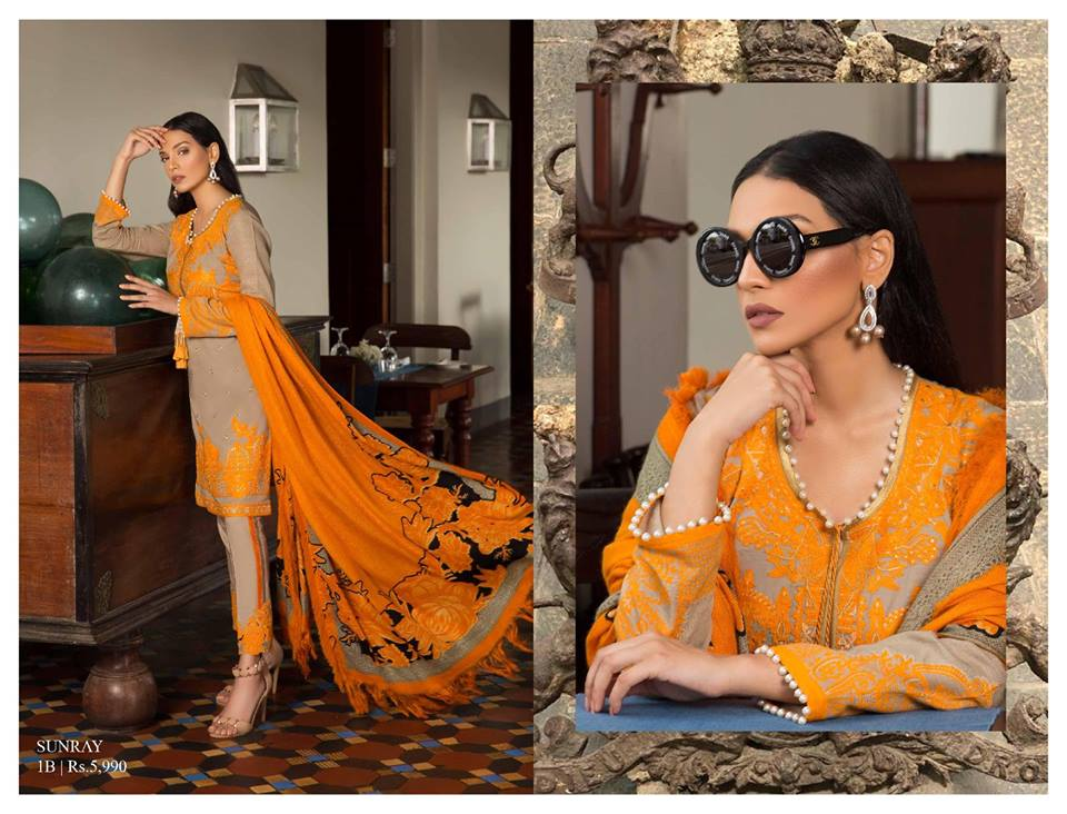 11f0d9774f The post Sana Safinaz Winter Shawl Collection 2018-19 appeared first on PK  Vogue.