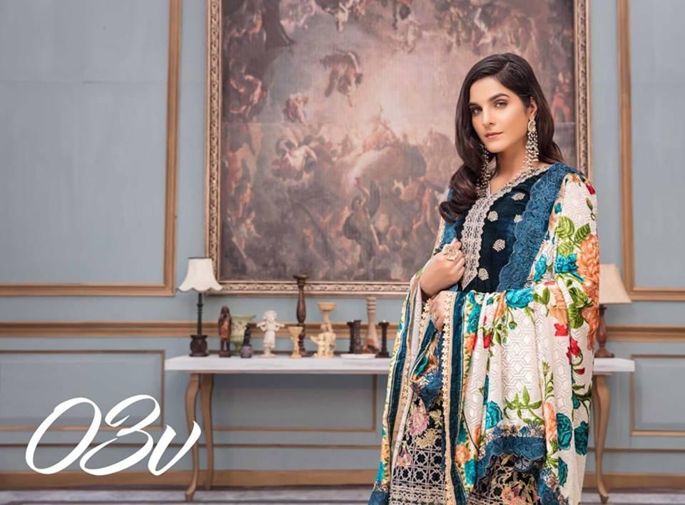 5172c6621b Shaista Velvet Collection For Winter 2018-19 - PK Vogue
