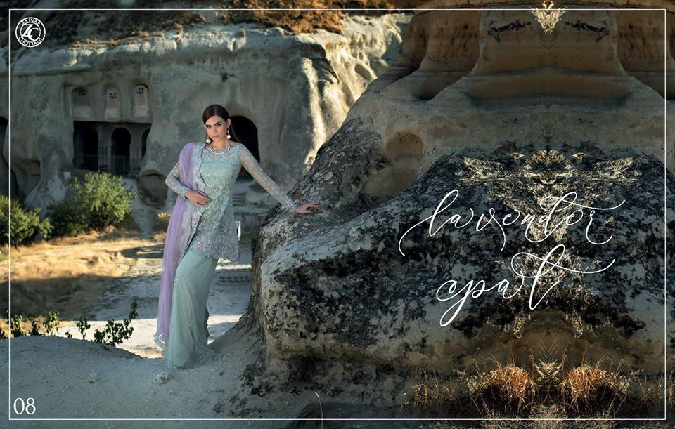First Look Zainab Chottani Luxury Formal Collection 2018-19