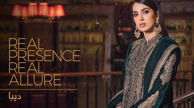 b3b2bc42f7 Gul Ahmad Noor E Chasm Formal Collection 2019 - PK Vogue