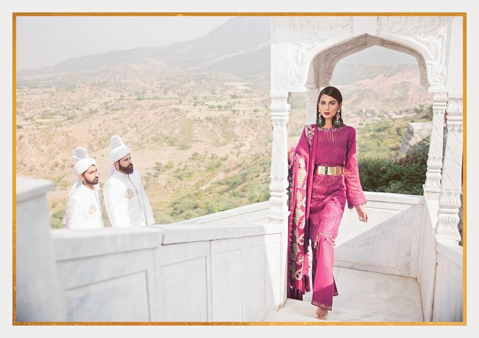 ebee28607d Gulab Ghar By Crimson Winter Collection 2019 - PK Vogue