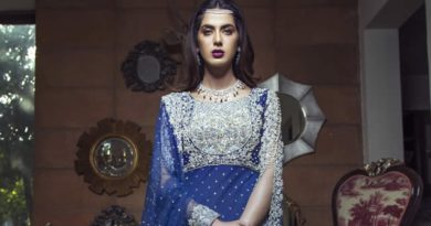 Kiran Faheem Latest Wedding Collection 2018-19