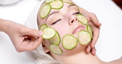DIY Homemade Cucumber And Tomato Face Masks For Smooth Skin