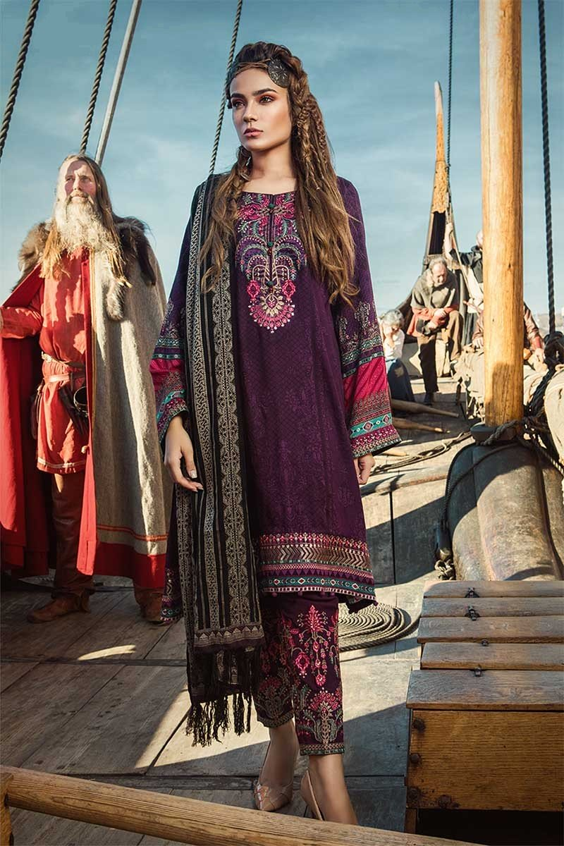 Maria b Linen Collection 2019-13
