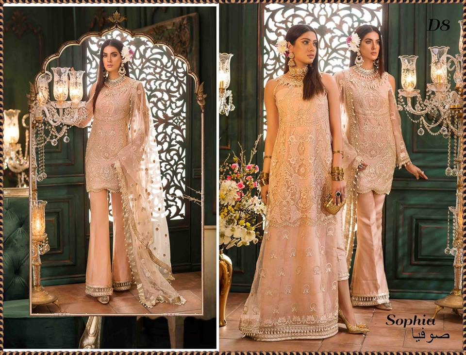 Noor Wedding Collection By Saadia Asad