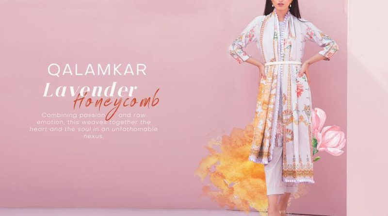 Senorina Linen Collection By Qalamkar 19