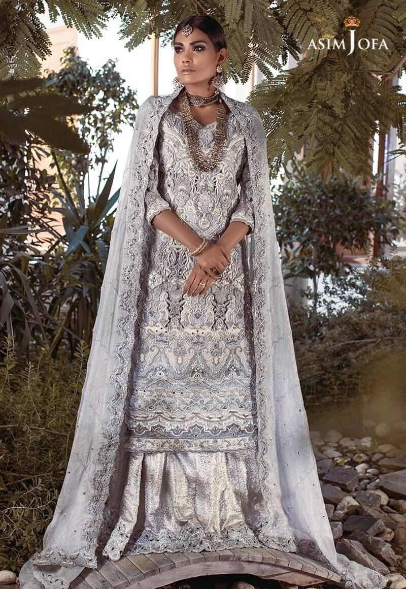 Asim Jofa Bridal Dress