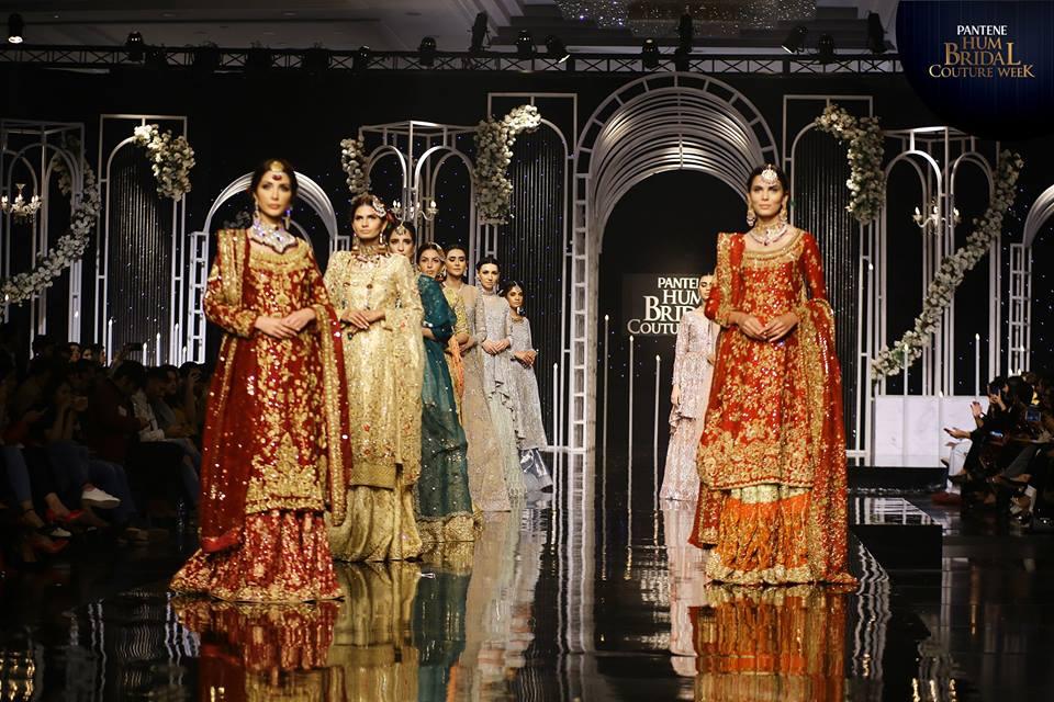 Dilara Bridal Collection By Ansab Jahangir At BCW 19-21