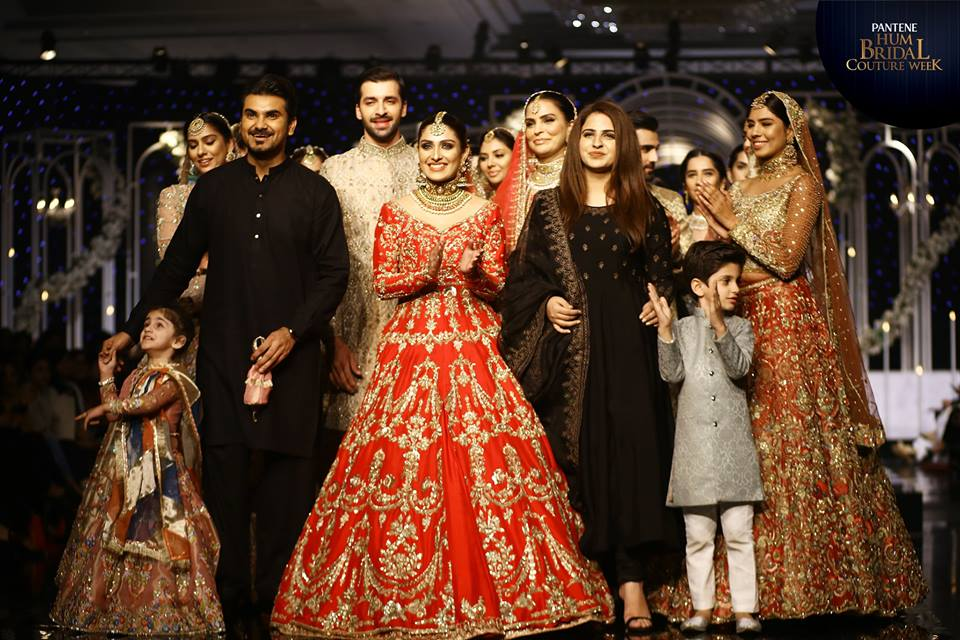 Faiza Saqlain Bridal Collection At BCW 19-22