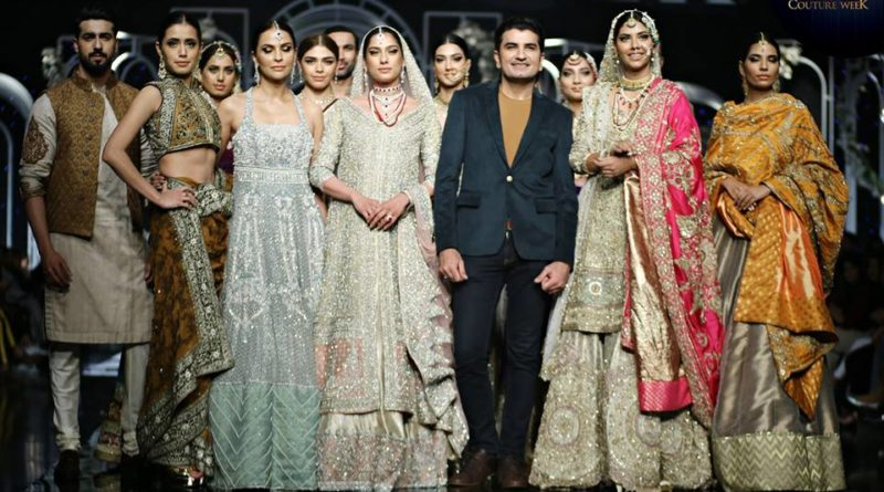 Garden Of Eve By House Of Mehdi At Bridal Couture Week 2019