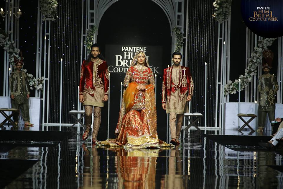 MNR Design Studio Bridal Collection At BCW 19