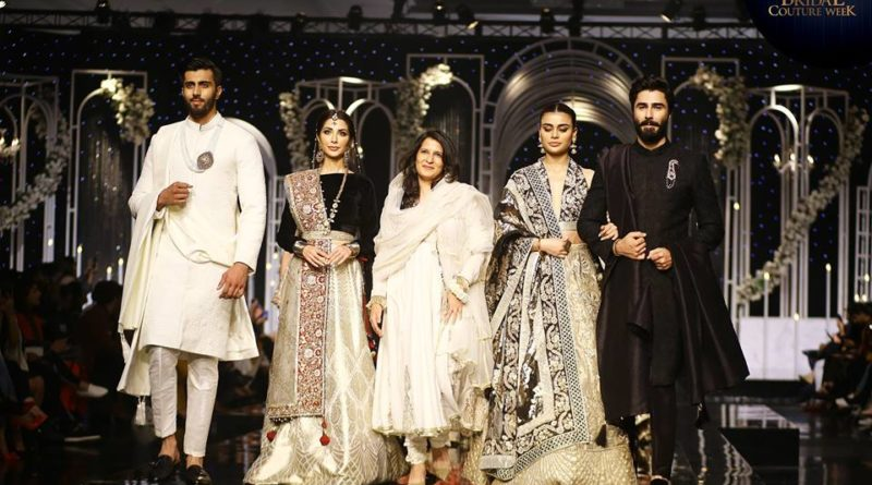 MahENau Bridal Collection By Sahar Atif 14