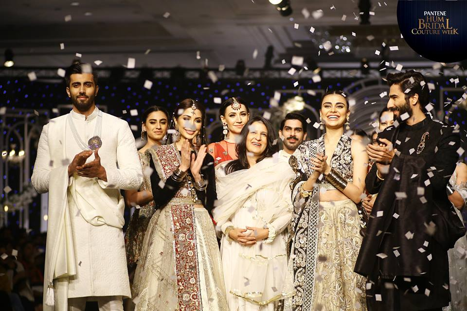 MahENau Bridal Collection By Sahar Atif 14