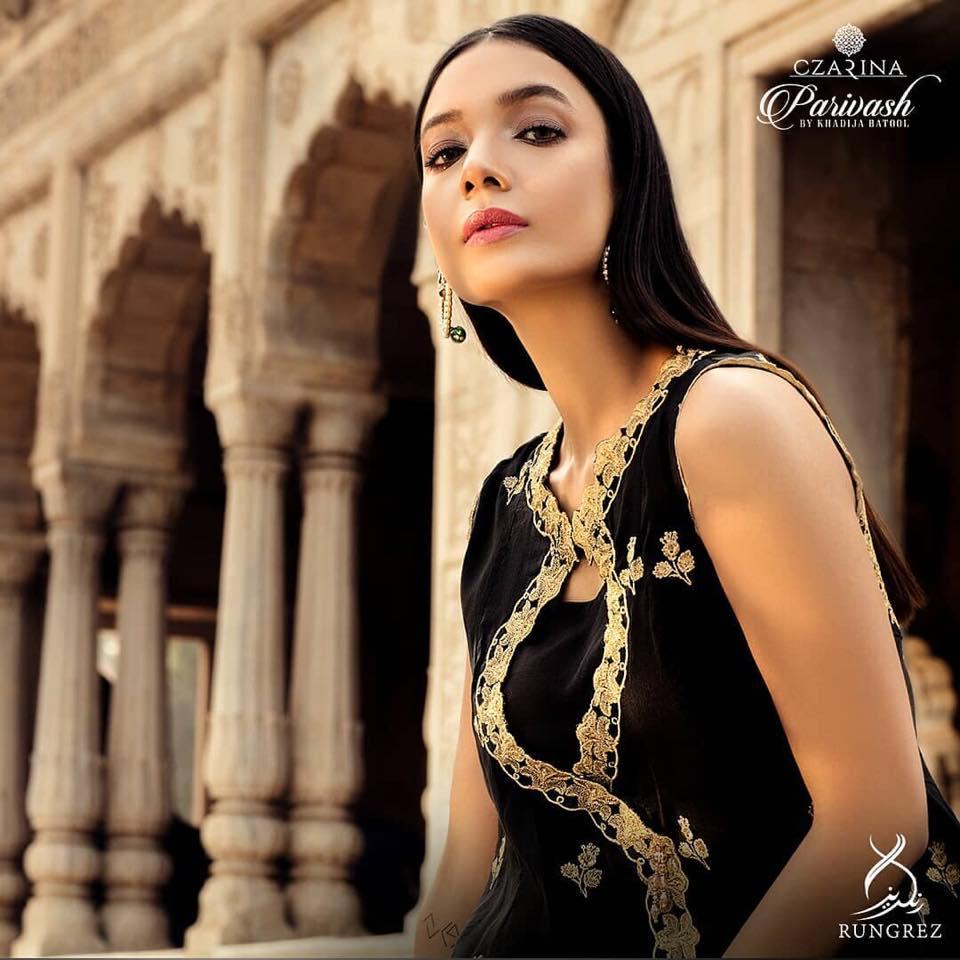 Parivash By Rungrez Luxury Collection 2019-10