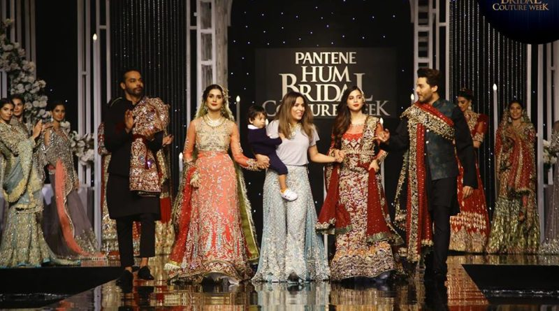 Romantic Musings Bridal Collection By Tabassum Mughal At BCW 2019-21