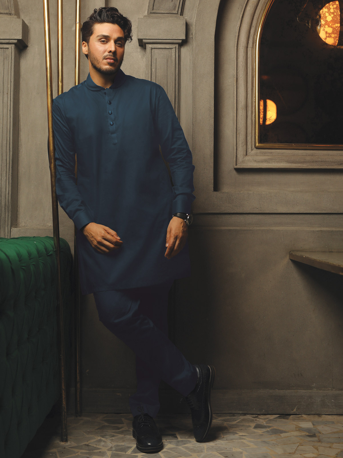 Safeer Unstitched Men Wear Collection by Edenrobe7