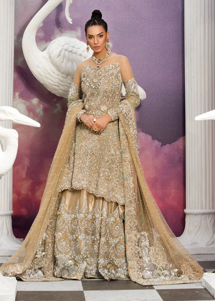 Saira Shakira Bridal Collection 2019