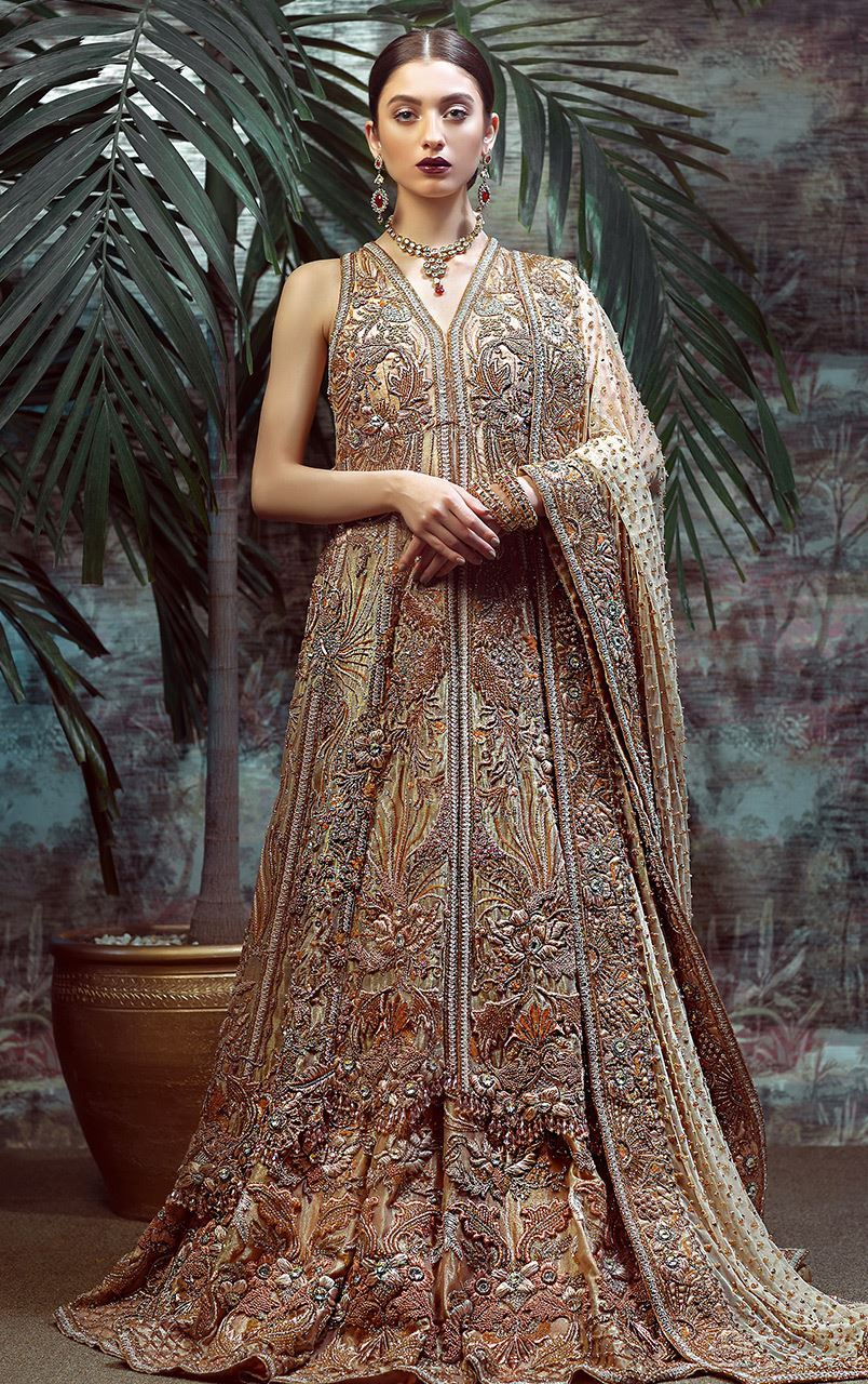 Tena Durrani Bridal Dresses 2019