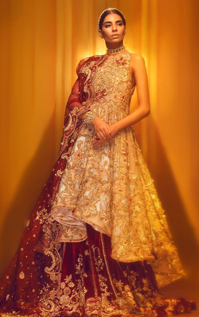 d7a89c6eaf Saira Shakira Bridal Collection 2019 · Tena Durrani ...