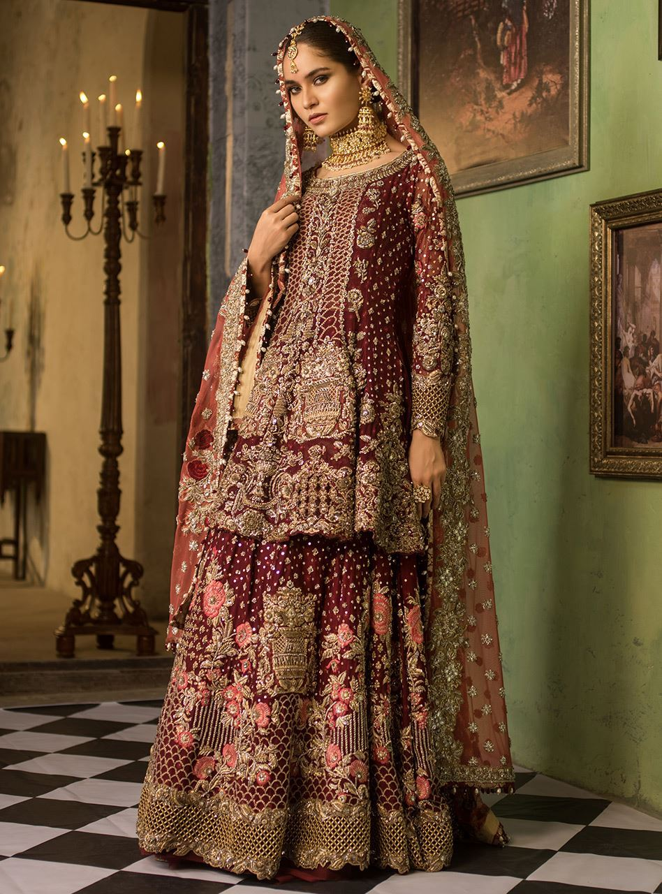 Zainab Chottani Bridal Dress