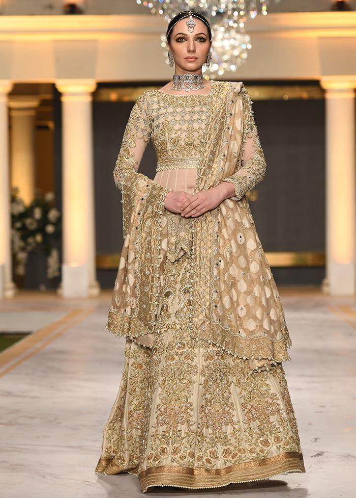 Deepak Perwani Bridal Dresses