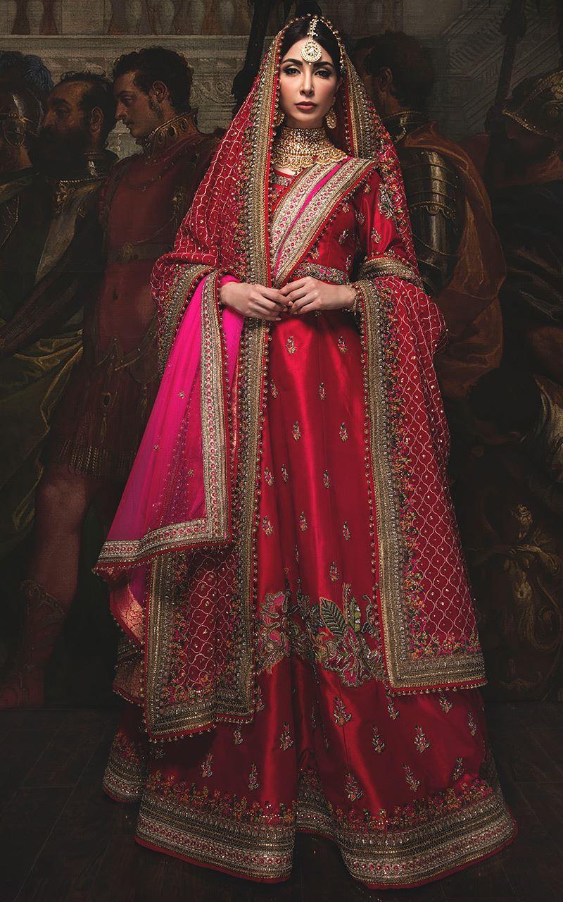 Fahad Hussayn Bridal Dresses