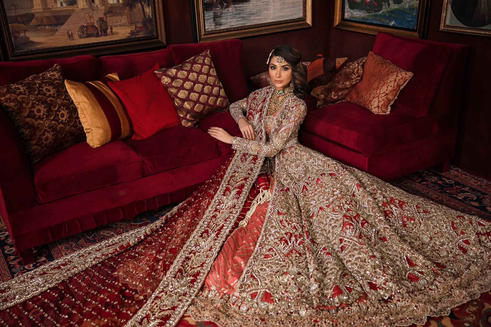 Heritage Bridal Couture Collection By Republic Womenswear