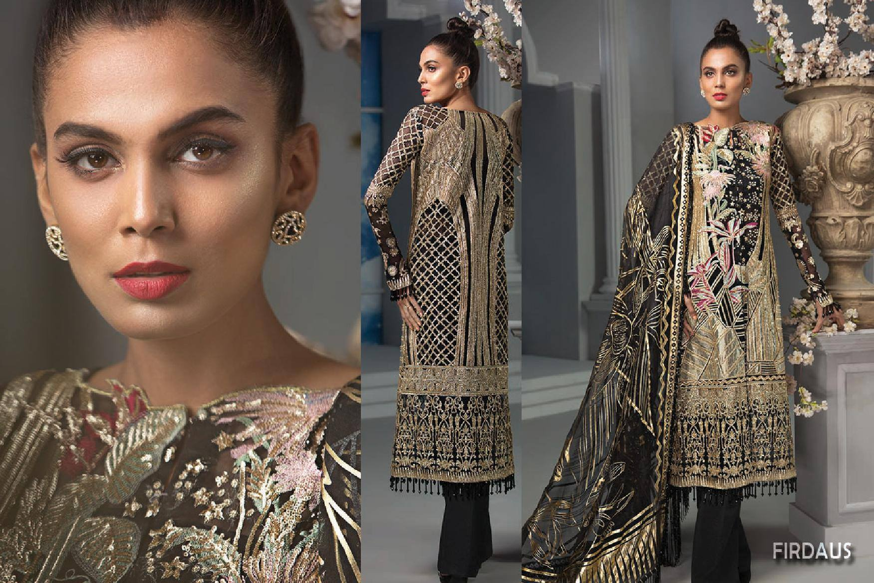 Maryum Hussain Formal Collection