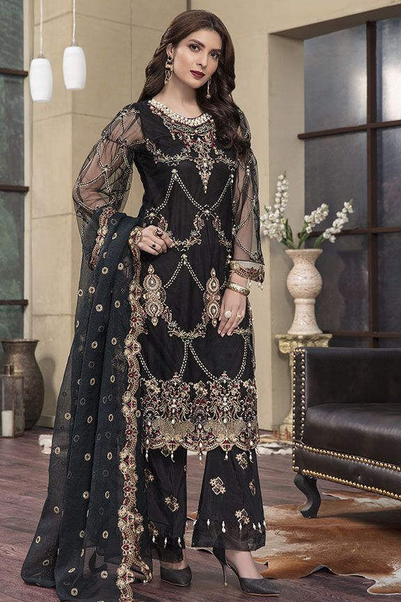 Motifz Luxury Chiffon Collection 2019