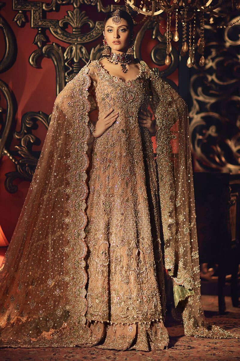 Aisha Imran Latest Bridal Dresses 2019 - PK Vogue