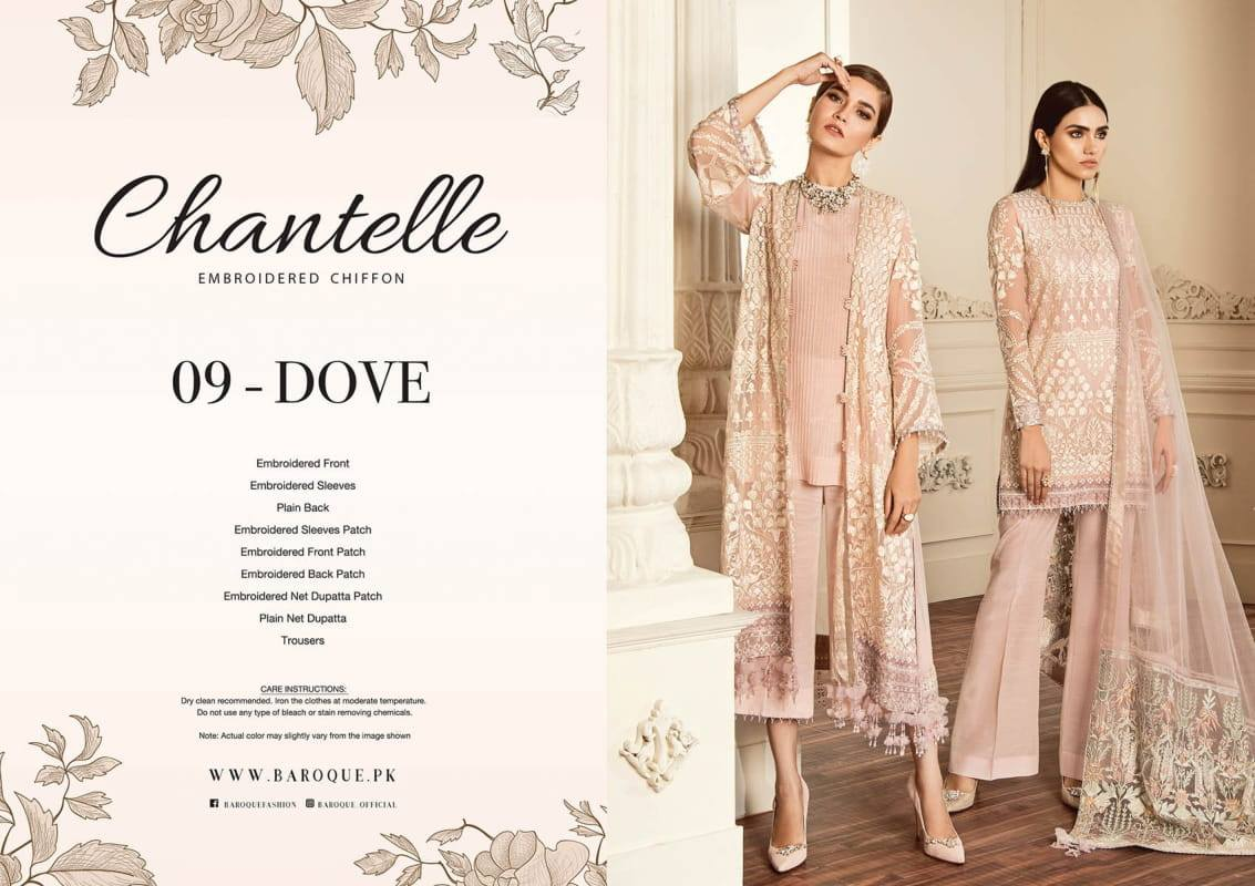 Chantelle Chiffon Collection 2019