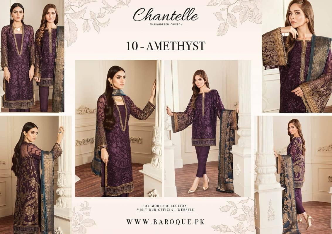Chantelle Chiffon Collection 2019