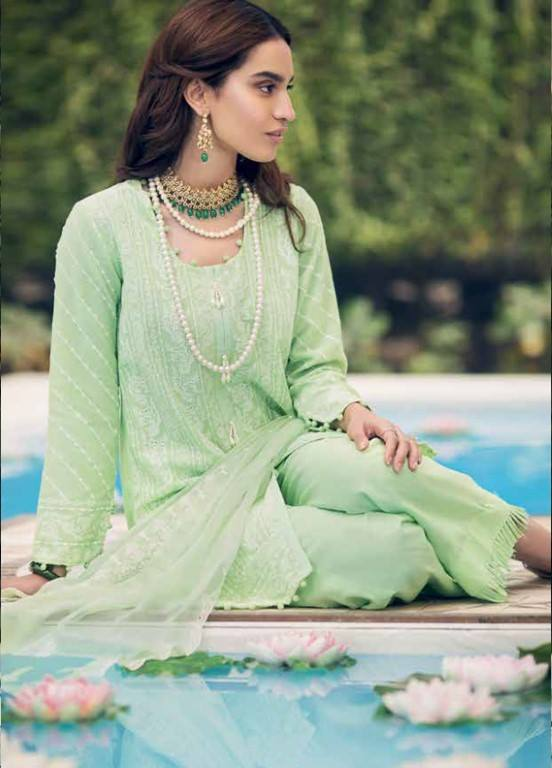 Gul Ahmed Premium Lawn Collection 2019
