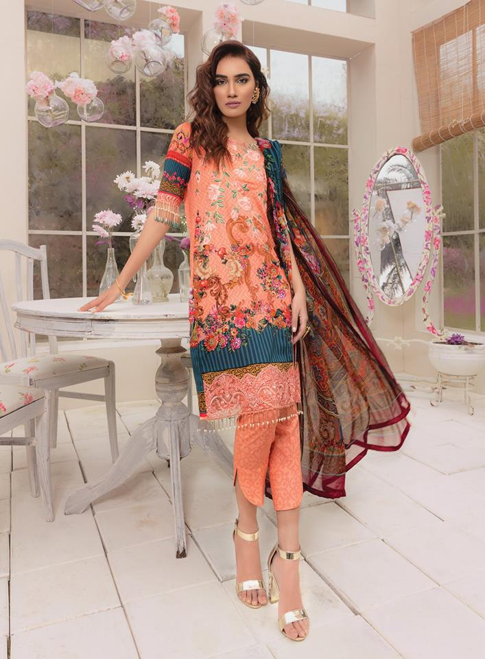 ea135fb7f8 Gulaal Lawn Collection 2019 - PK Vogue