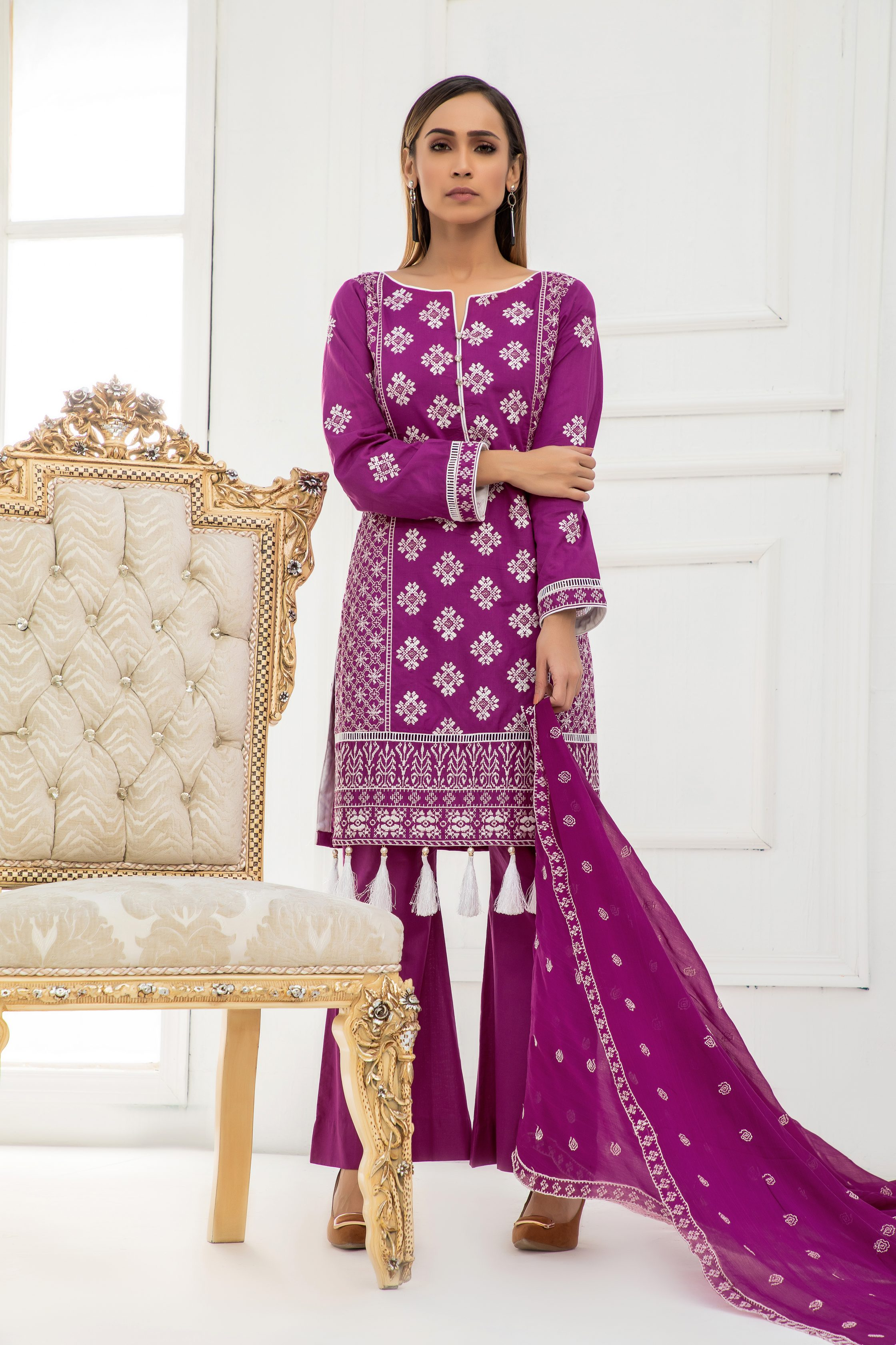 Kalyan Designer Embroidered Vol 2