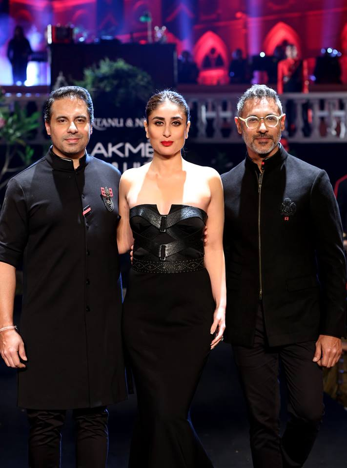Kareena Kapoor's Look Stunning In Lakme Fashion Week 2019