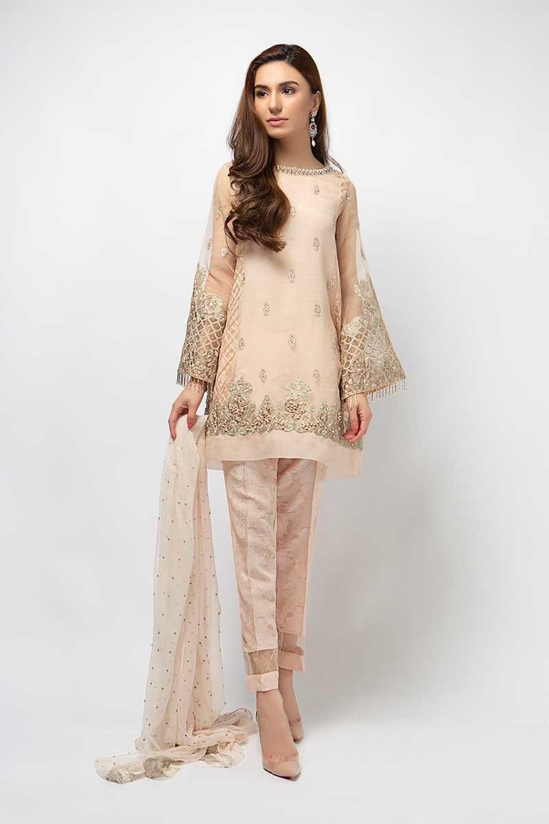 Maria B Evening Wear Collection 2019