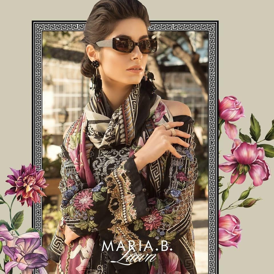 Maria B lawn 2019