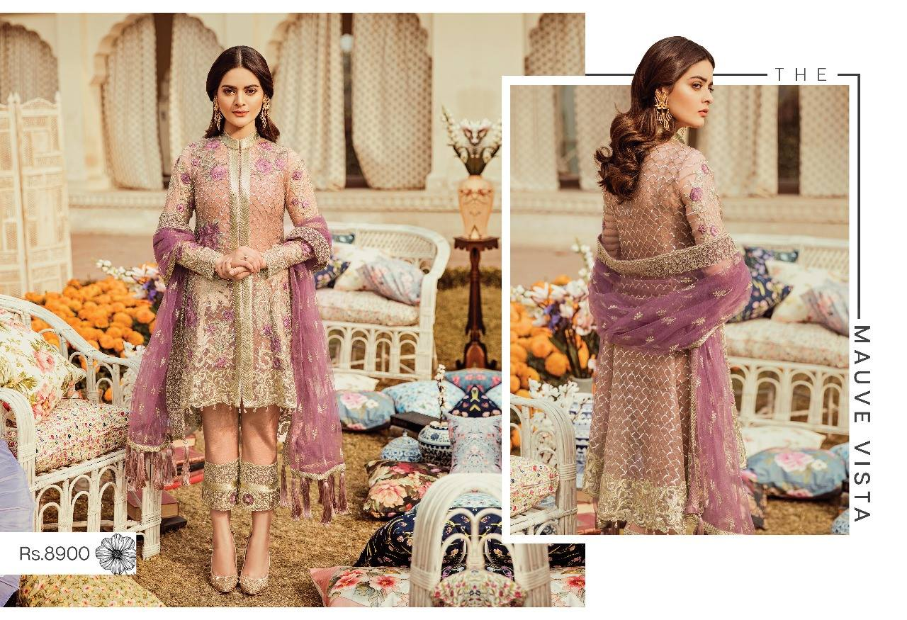 Nostalgic Climax Collection By Imrozia