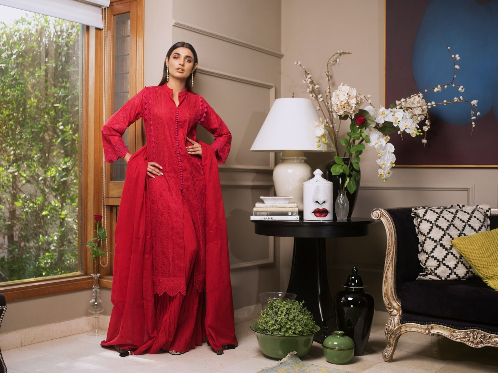Gul Ahmed Rose Collection For 2019