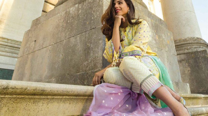 Asim Jofa Luxury Lawn 2019