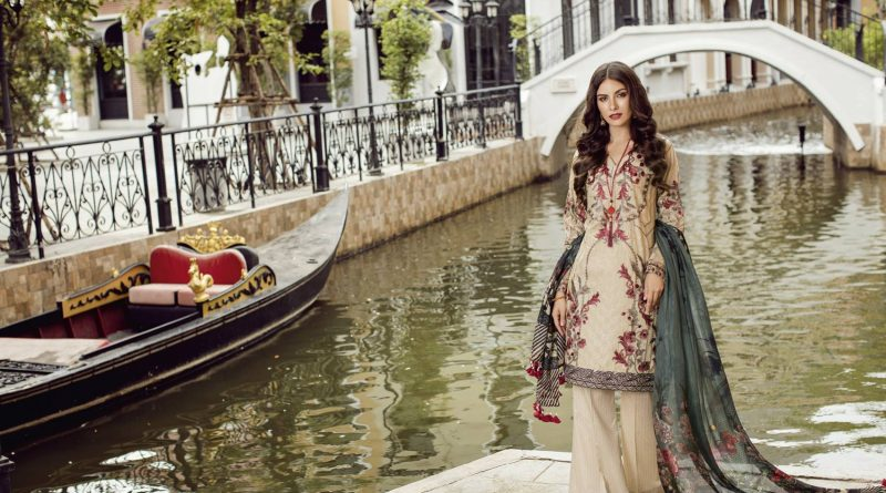 Iznik Premium Lawn Collection 2019