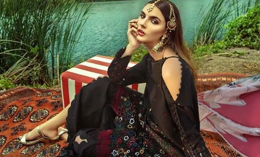 Mahpara Khan Luxury Lawn 2019